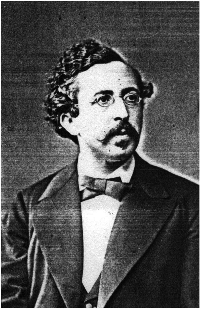 The Jewish philosopher Hermann Cohen, 1842-1918.