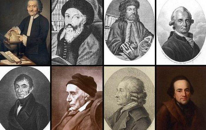 Prominent thinkers in Haskalah