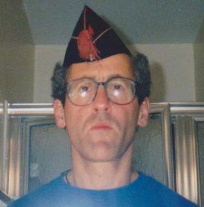 Self-portrait of Joe Butwin