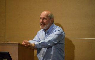 Jonathan Israel lecturing