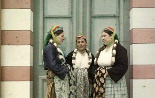 Sephardic women in Salonica