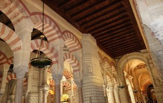 The Mosque–Cathedral of Córdoba, Spain