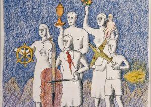 Russian Jewish art