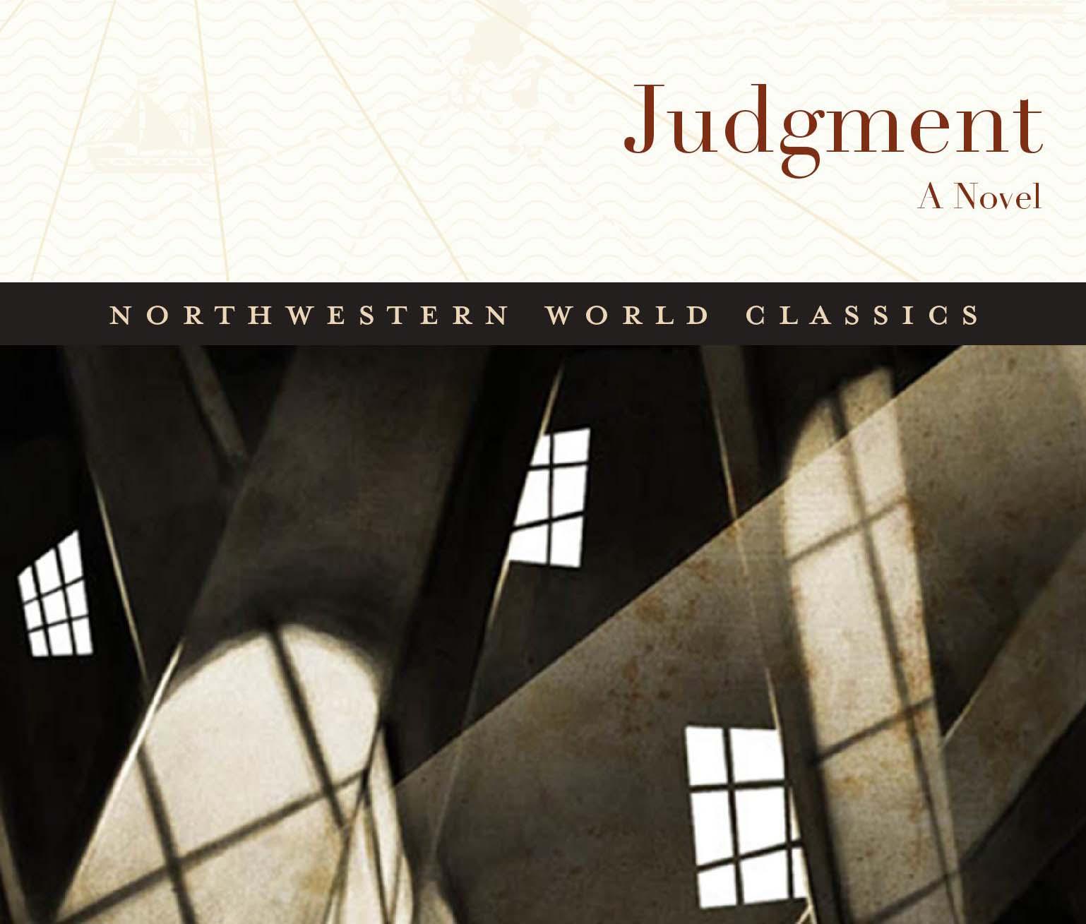 "Prof. Sasha Senderovich releases new translation of Yiddish novel ""Judgment"""