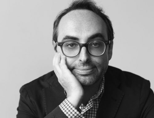2018 Stroum Lectures with Gary Shteyngart
