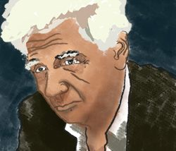 Image of Derrida
