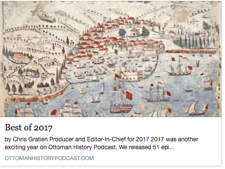 """Prof. Devin Naar's """"Jewish Salonica and the Greek Nation"""" tops the 2017 list of best episodes 