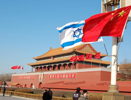 "Israel in Asia? Why global trends are pushing Israel to ""look east"""