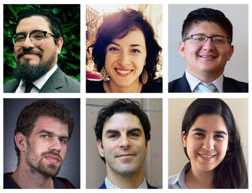Announcing the 2018-2019 Graduate Fellows in Jewish Studies