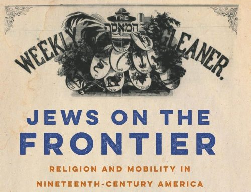 American Jews before 1880: Mobile, entrepreneurial, unconventional