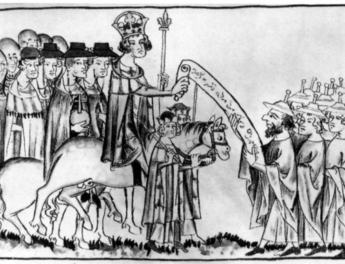 How anti-Semitism was used to gain political power in medieval Germany