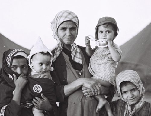 "Remembering the thousands of children who disappeared in the ""Yemenite Babies Affair"""