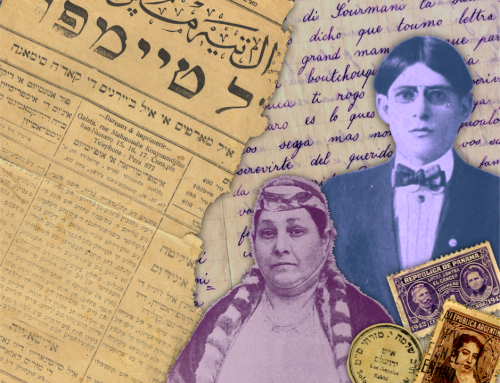 Share your story with the Sephardic Studies Program