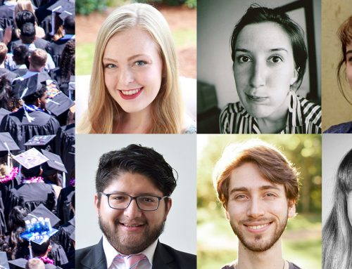 Celebrating 2018-2019 graduates of Jewish studies