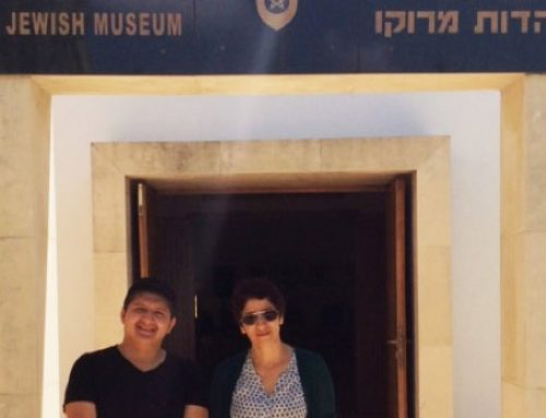 Reviving Morocco's multicultural past through the Museum of Moroccan Judaism (& other initiatives)
