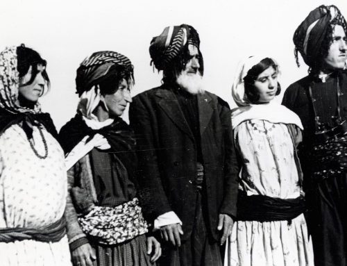 The Jews of Kurdistan: How Kurdish Jews became Israeli