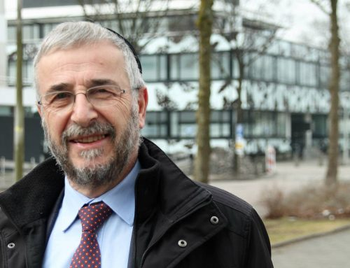 Using Jewish history to combat anti-Muslim discrimination in the Netherlands: Rabbi Lody van de Kamp