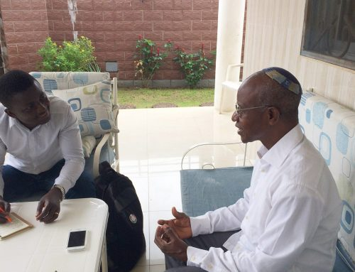How the Jewish community in Côte d'Ivoire is helping to build peace after war