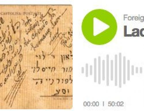 Ladino: A discussion with Professor Devin Naar about the Ladino language | Foreigncy