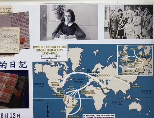 Global Holocaust education? What Taiwan can teach us