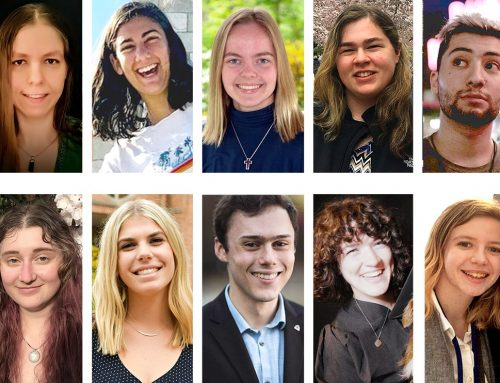 Celebrating 2019-2020 graduates of Jewish Studies