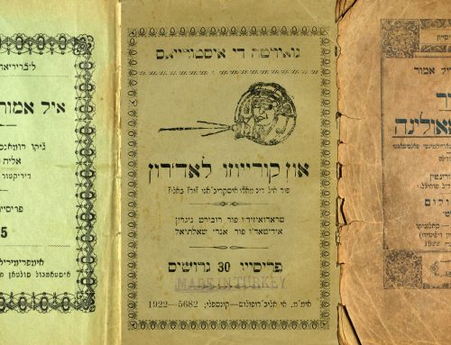 How librarians can recover Sephardic historical figures and improve research on Ladino books