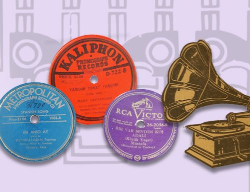 Bailar a la Turka: 78 rpm Records in Seattle Sepharadi Households
