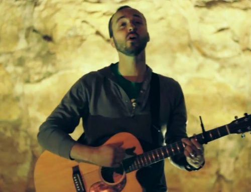 Christian-Israeli music: Songs of Joshua Aaron