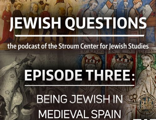 PODCAST | Jewish Questions, Episode 3: Being Jewish in Medieval Spain — Ana Gómez-Bravo