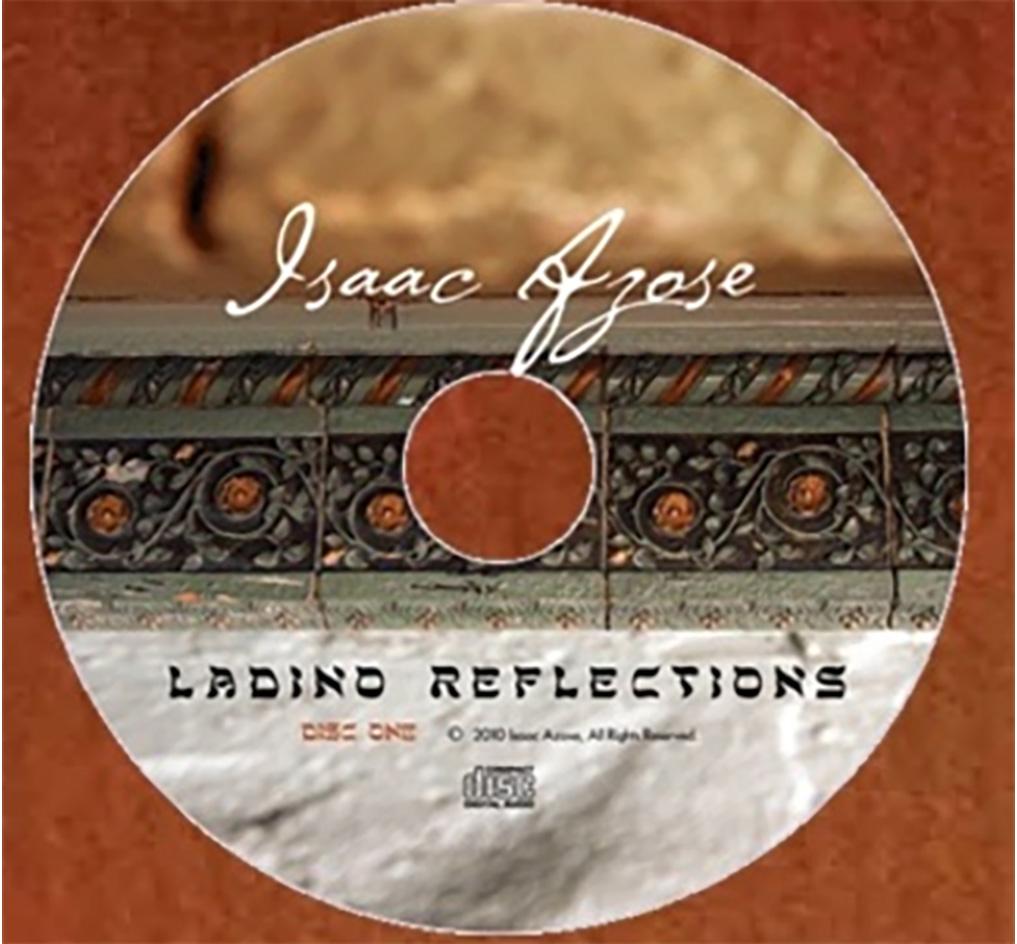 "Album cover for ""Ladino Reflections"""