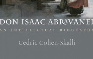 Cover of Don Isaac Abravanel by Cedric Cohen Skalli.