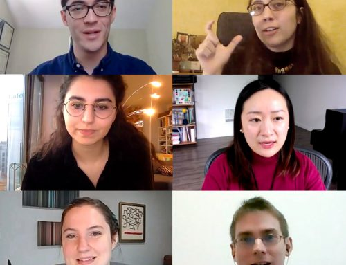 VIDEO | Graduate Fellows Research Colloquia