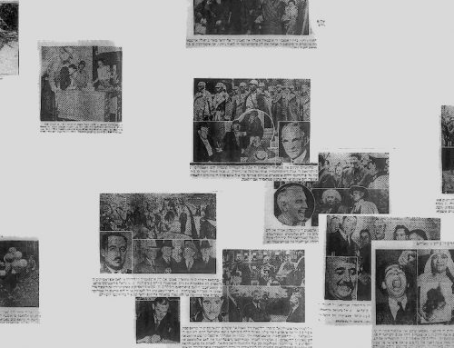 Using machine learning to explore photos, illustrations, ads and more in historic Ladino newspapers